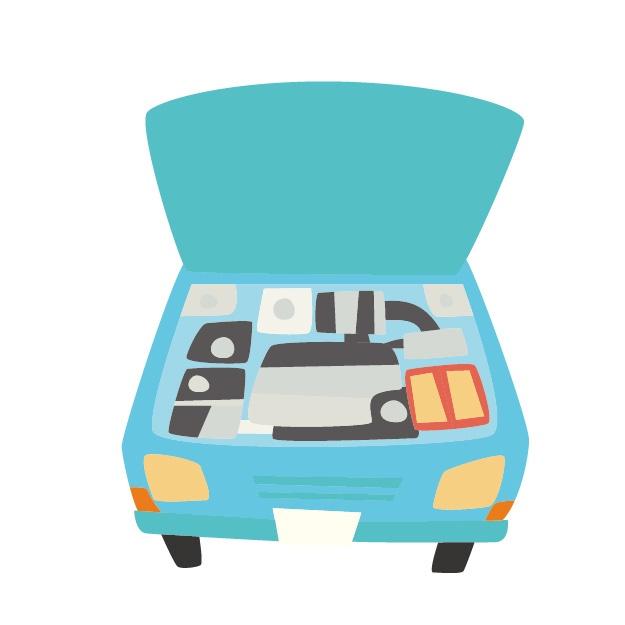 運転怖いから控えていたらバッテリーあがって車が動かない