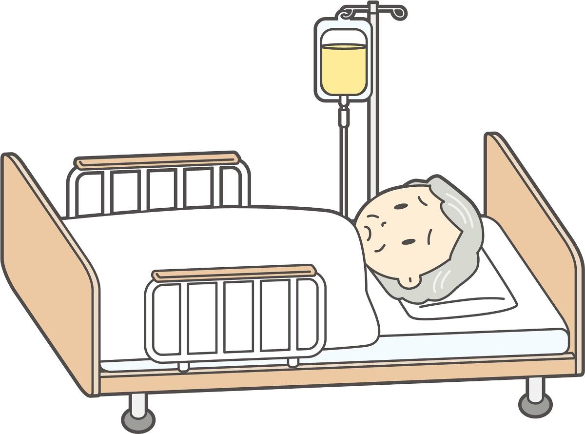 ヘルニア・狭窄症、痛み止めの点滴で痛みは取れず