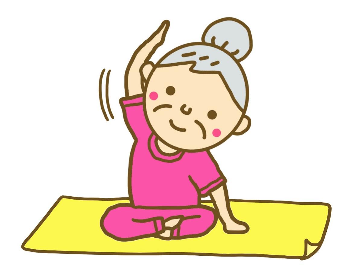 自宅療養で落ちた筋力と体幹を鍛えたいのでヨガをやろうと思う