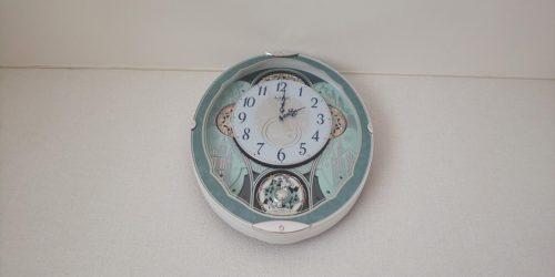 お気に入りのからくり時計
