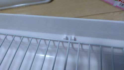 ベースカバー内側のフック溝