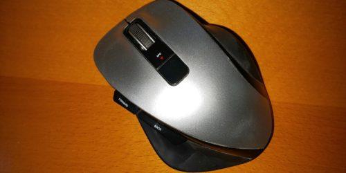 今までのELECOMのマウス